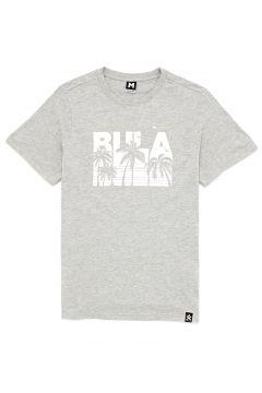 Bula Crest Kurzarm-T-Shirt - Greym(111100942)