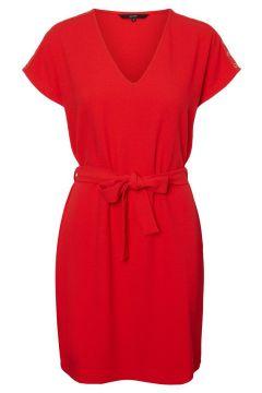 VERO MODA Ceinture À Nouer Mini-robe Women red(116511241)