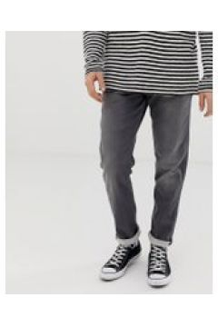 Jack & Jones - TIM LEON - Enge Jeans - Grau(86712978)