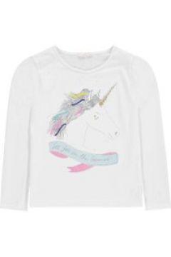 Billieblush Billieblush Unicorn T Shirt - IVORY 121(105093226)