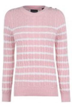 Superdry Croyde Cable Jumper - Soft Pink(107966765)