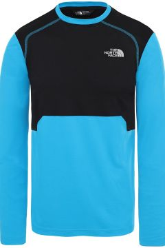 THE NORTH FACE Quest Tech Tee LS blauw(107972103)