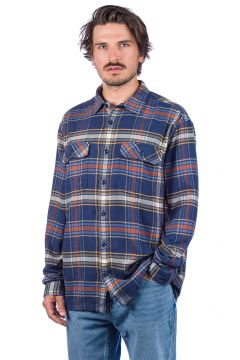 Patagonia Fjord Flannel Shirt defender neo navy(105285533)