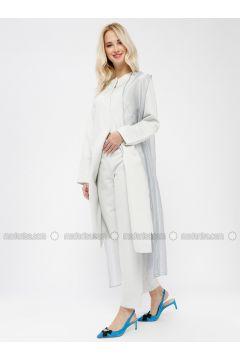 Gray - Pants - Minimal Moda(110331189)