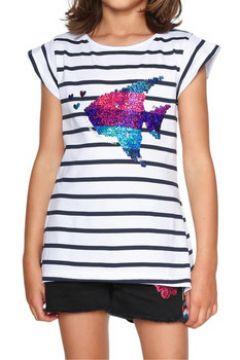 T-shirt enfant Desigual 18SGTK58(88477960)