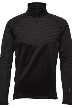 Thermo Top Sweat-shirt Pullover Schwarz TENSON(112084897)