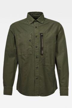 Powel slim shirt l\s(109243416)