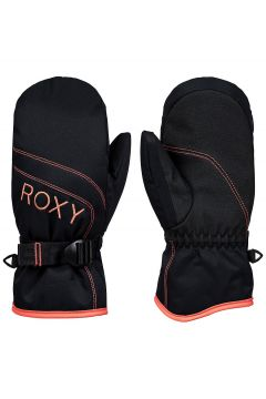 Roxy Jetty Solid Mittens zwart(109249887)
