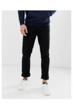 Burton Menswear - Schmale Jeans in Schwarz - Schwarz(83097798)