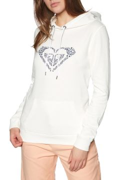 Pullover à Capuche Femme Roxy Shine Your Light - Snow White(111328342)