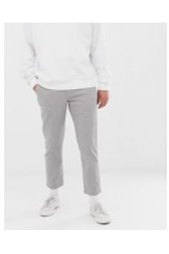 Calvin Klein - Chino cropped - Grigio(92919314)