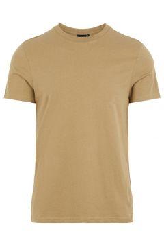 J.LINDEBERG Silo Cotton T-shirt Heren Green(108627219)
