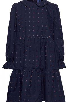 Sif Dress Kleid Knielang Blau RÉSUMÉ(108574272)