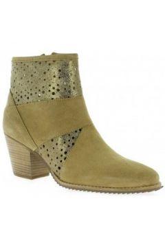 Boots Minka Boots cuir velours(115611962)