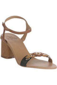 Sandales Femme Plus Nu pieds femme - - Marron - 36(101618076)