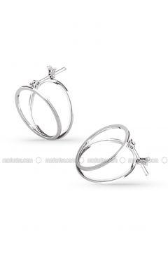 Metallic - Earring - Forivia Accessories(110334011)
