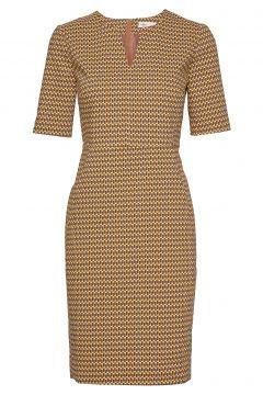 Zella Dress Kleid Knielang Braun INWEAR(108573725)