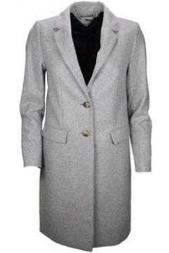 Manteau Tommy Hilfiger Manteau long en laine Carrie gris pour femme(115390825)