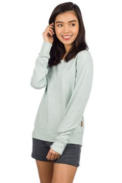 Kazane Suren Long Sleeve T-Shirt blauw(85187084)