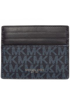 Men's genuine leather credit card case holder wallet greyson(104263434)
