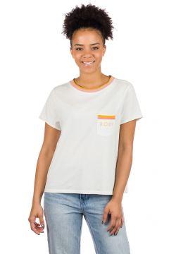 Roxy Broken Lines T-Shirt wit(92509084)