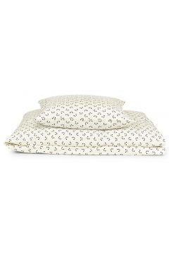 Ingeborg Junior Bedding Print Home Sleep Time Bedding & Sheets Creme LIEWOOD(103468676)