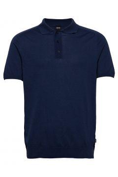 Ipaolo Polos Short-sleeved Blau BOSS(114468402)