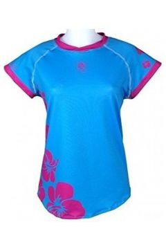 T-shirt Ultra Petita Maillot rugby femme - Hibiscus -(88515357)