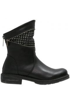 Boots Cassis Côte d\'Azur Bottines Esaeranza noir(115471898)