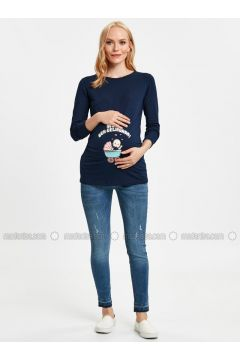 Indigo - Maternity Pants - LC WAIKIKI(110316417)
