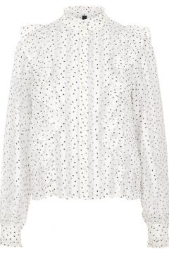 Y.A.S Yascaro Overhemd Dames White(116704756)
