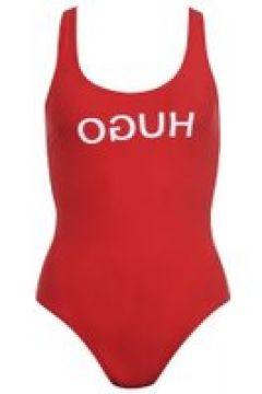 HUGO Nikini Logo Swimsuit - Open Pink 693(110464649)