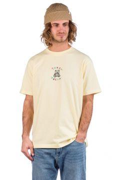 Teddy Fresh Embroidered T-Shirt geel(108030518)