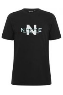 Nicce Monta T-Shirt - Black(110469165)