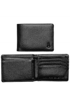 Nixon Pass Vegan Leather Wallet zwart(85189994)