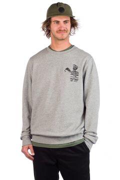 Element Spilt Crew Sweater grijs(85194623)
