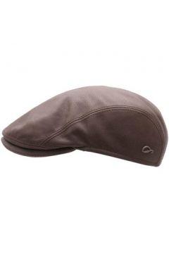 Casquette Göttmann Béret casquette cuir Jackson-L marron(88689970)