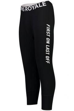 Mons Royale Merino Shaun-Off 3/4 Tech Pants black(97846231)