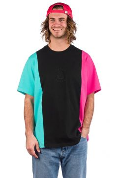 Teddy Fresh 3Panel T-Shirt zwart(108030519)