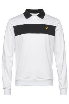 Ventech Golf Sweat Sweat-shirt Pullover Weiß LYLE & SCOTT SPORT(113823039)