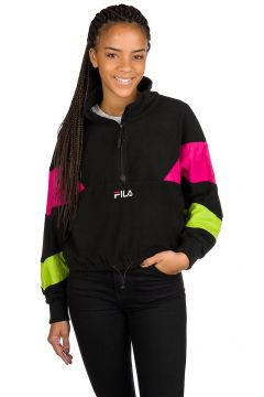 Fila Rafiya Half Zip Fleece Sweater zwart(97388112)