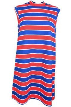 Robe Tommy Jeans Robe évasée à rayures bleu et rouge pour femme(115511179)