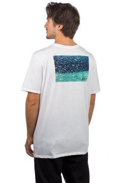Hurley Clark Little Underwater T-Shirt wit(85179670)