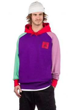 Teddy Fresh Block Purple Hoodie paars(111128920)