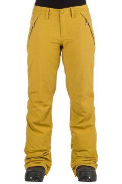 Burton Society Pants geel(114566122)