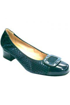 Chaussures escarpins Roldán cuir verni et nubuck combiné manoletinas(115627319)