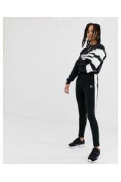 adidas Originals - Sehr schmale Jogginghose in Schwarz mit seitlichen Streifen - Schwarz(94964445)