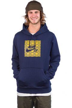 Nike HBR Hoodie blauw(96833440)