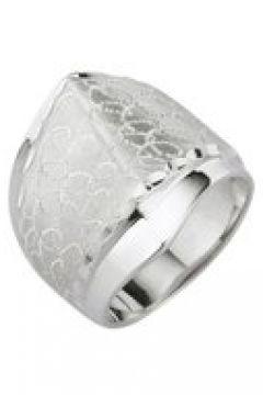 Damenring strukturiert KLiNGEL Silberfarben(111494692)