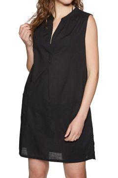 Robe SWELL Beach Shirt - Black(111319881)